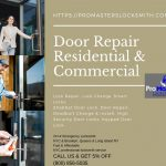 Door Repair Residential & Commercial