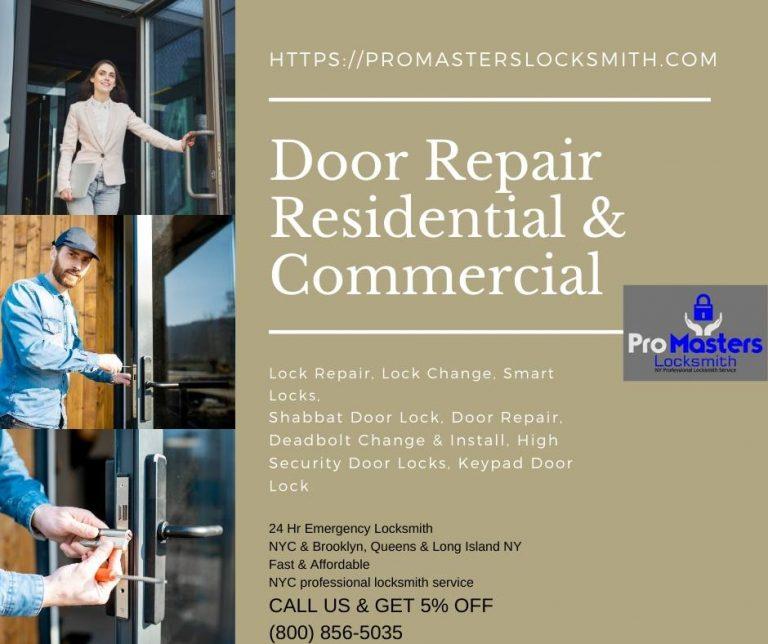 Door Repair Residential & Commercial