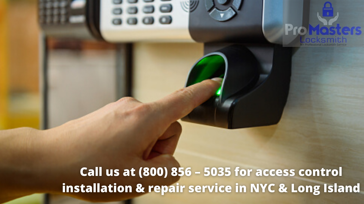 Access Control Installation & Repair Service